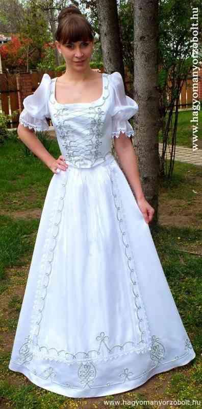 Bocskai Menyasszonyi Ruha 22a03e8f67